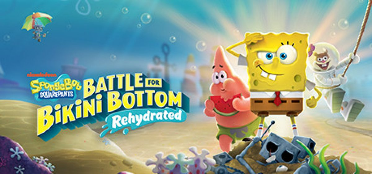 SpongeBob Battle for Bikini Bottom: Rehydrated